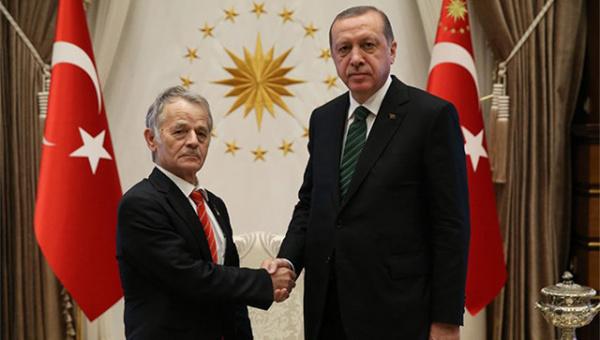 Антироссийские угрозы Турции: будет ли использован фактор Крыма