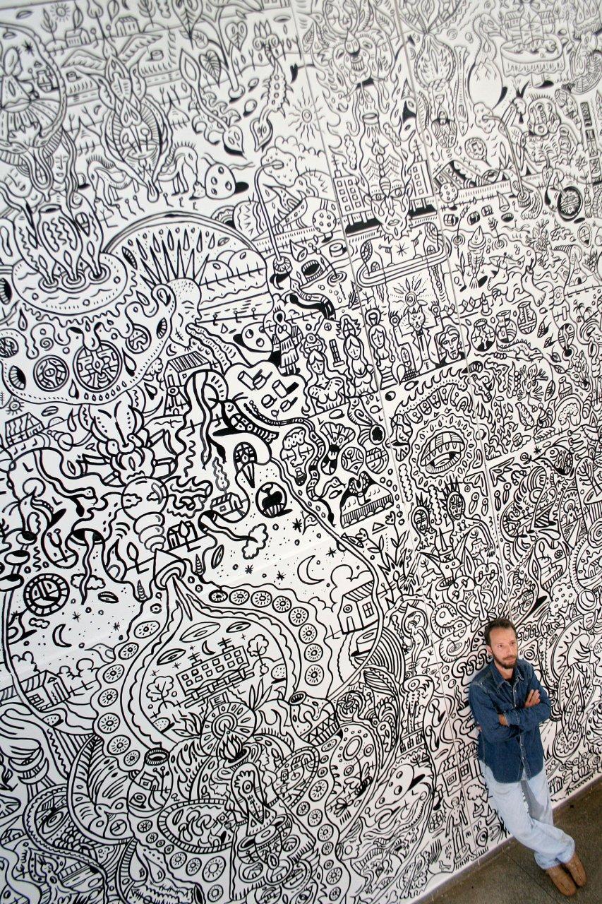 Jovens Artistas Contemporaneos de Brasilia.