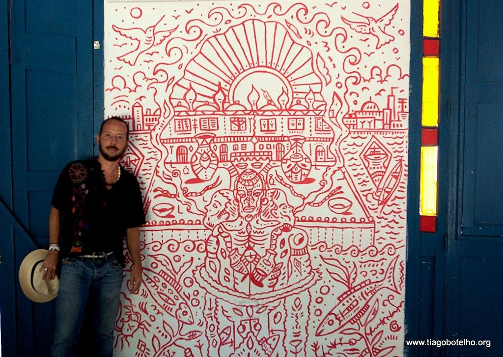 Mural em Guanabacoa