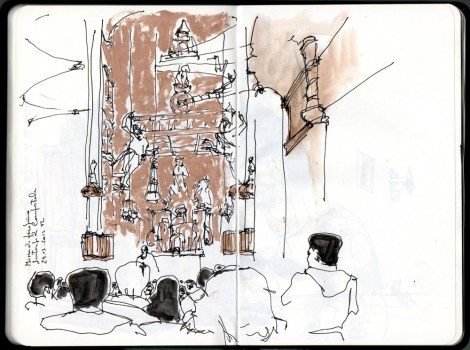missa do peregrino Santiago