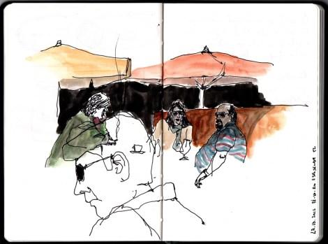 Pé-No-Rio, Esposende, Portugal, 27.10.2012