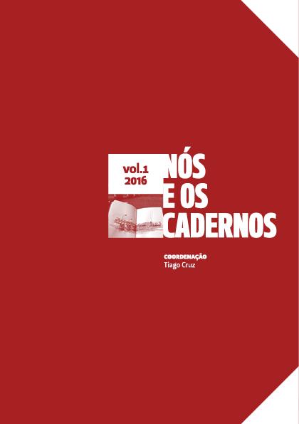 Nós e os Cadernos, book cover