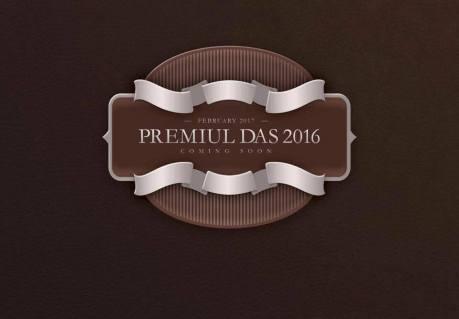 Prémios DAS 2016