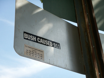 Bush caused September 11