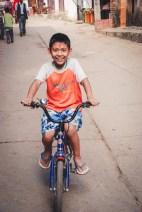 ragazzino a tansen nepal