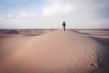 fahraj desert