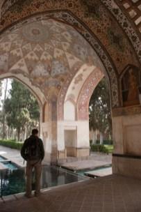travel blog iran