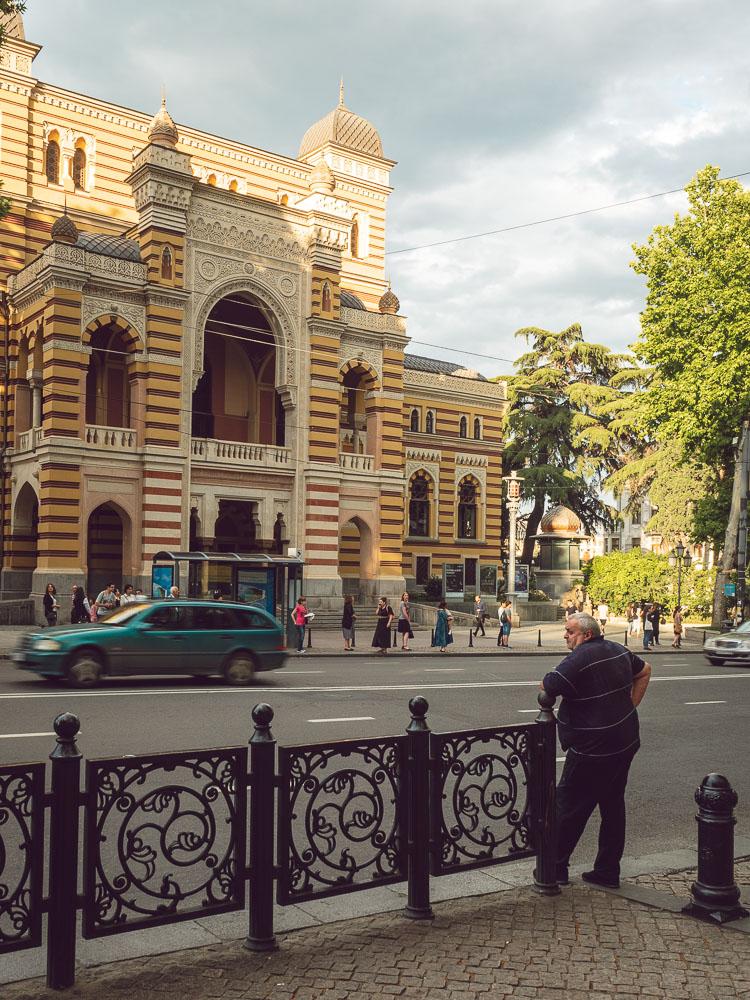 Rustaveli, Tbilisi