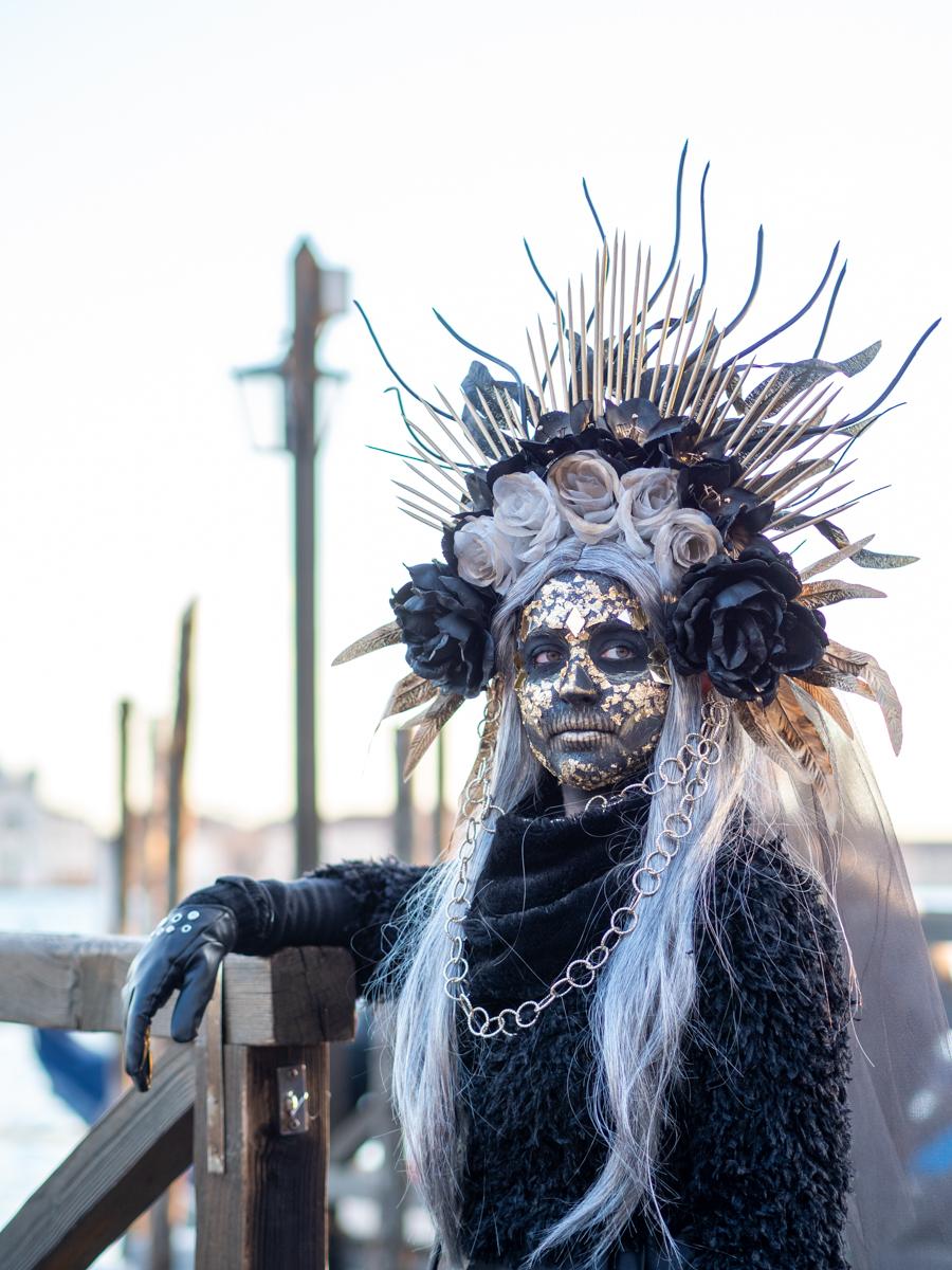 maschera veneziana
