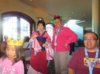 Mulan! We've never met her!