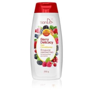 """25702 Acondicionador """"Fruit Delicacy"""", tianDe , 250 g, Una mezcla para cabello sedoso"""