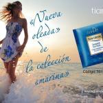 "50113 Mascarilla de Cara ""Algas Marinas"", TianDe, 30 g"