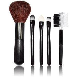 90102 Conjunto de Pinceles de Maquillaje, TianDe, 5p., Ayudantes Artista de Maquillaje Profesional