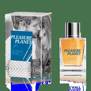 """70146, Eau de parfum, Hombre, """"Pleasure Planet"""", tianDe, 50 ml, para Hombres Valientes y Activos"""