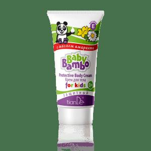 40124 Crema de Cuerpo para Bebés, Baby Body Cream, tianDe, 50 g, Delicado Como Madre