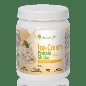 195422 Cóctel-Mix de Proteína de Helado con Edulcorante, tianDe