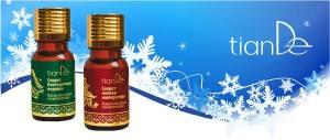 Kosmetické masážní oleje TianDe