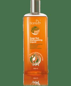 Измиващо средство на основата на сапунен орех