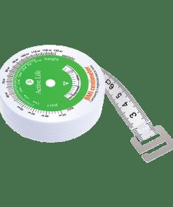 Сантиметър с индекс на телесна маса