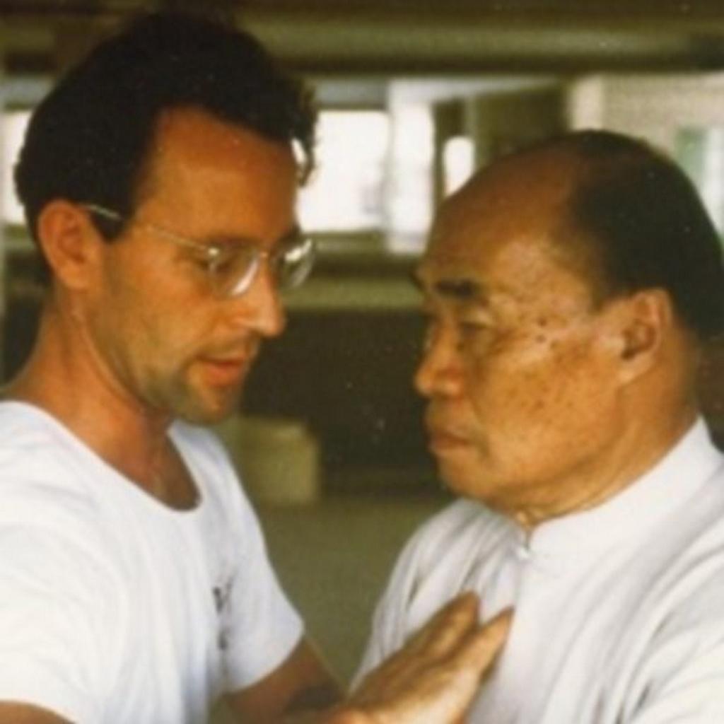 Aspects du tai chi chuan de maître  Patrick A Kelly et Huang Xingxian
