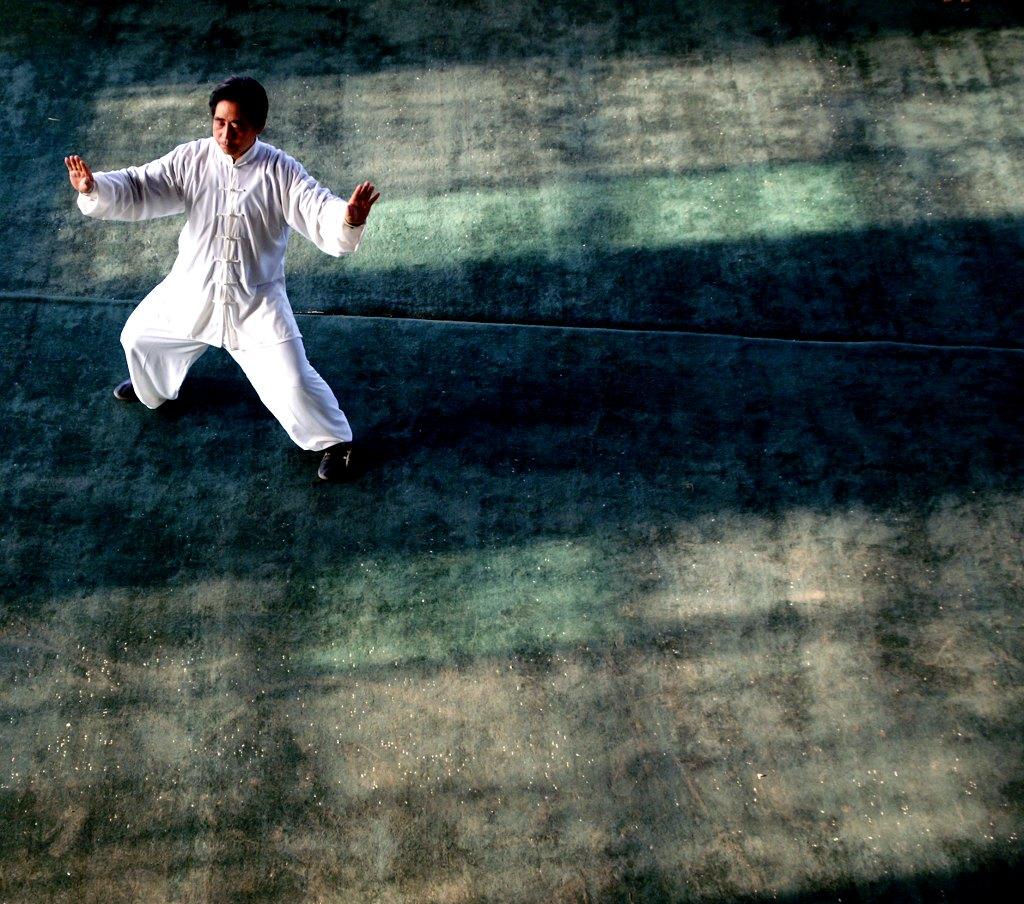Posture de xinjia yilu, Chen Xiaoxing