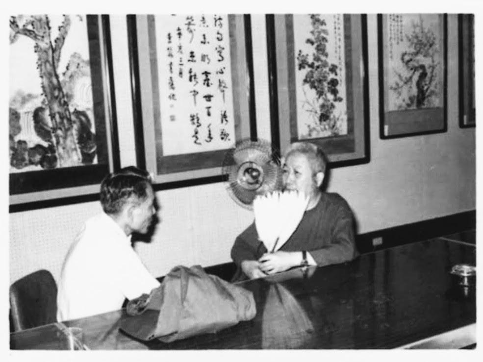 Le mot relax dans la pratique du tai chi chuan