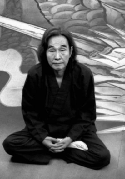 Portrait de Matazo Kayama