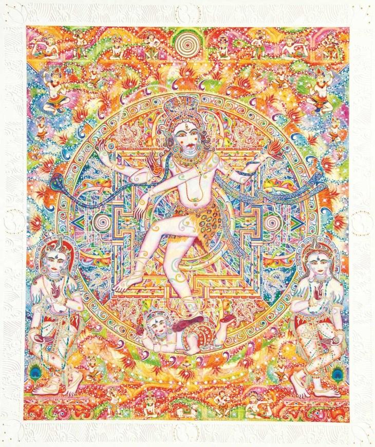 La danse de Shiva par I Nyoman Wirdana