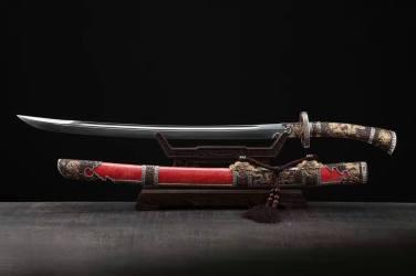 Le sabre du taijiquan de style Yang