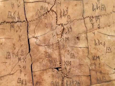 Aux origines des idéogrammes