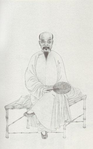 Portrait de Cheng Yaotian