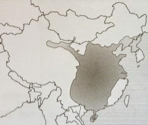 Dynastie Han vers 100 AEC