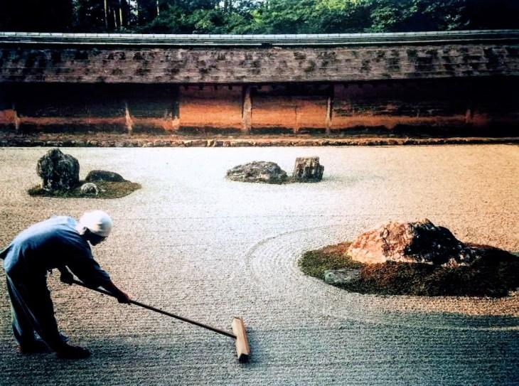 龍安寺 Ryōan-ji, Temple du repos du dragon