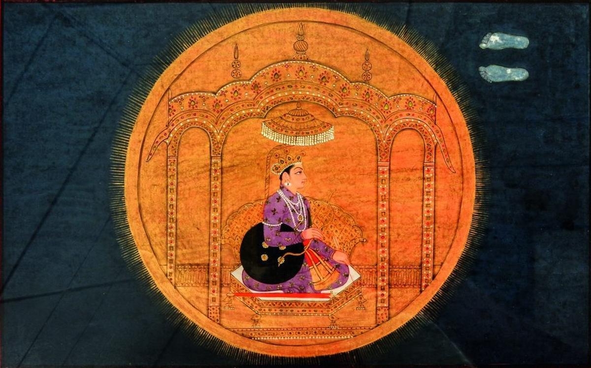 Dhruva devient l'étoile polaie par Manaku