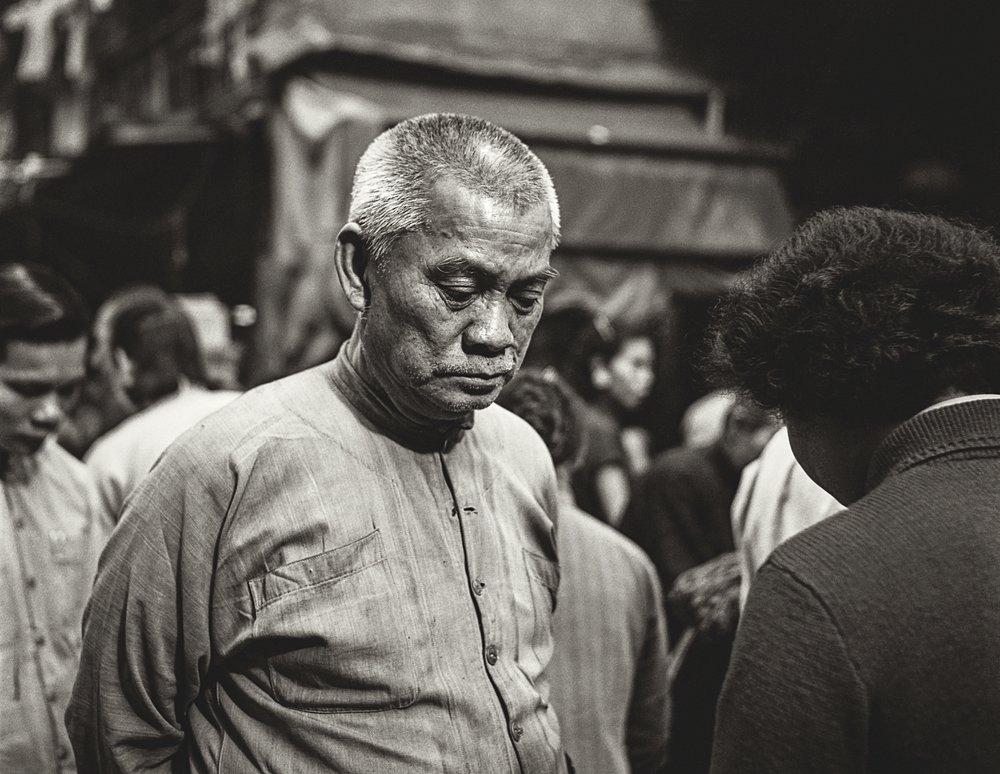 En pleine réflexion, portrait de Hong Kong par Fan Ho
