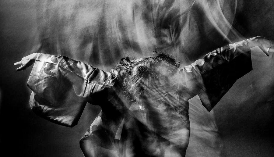 Maiko, photographie de Jean Claude Sanchez