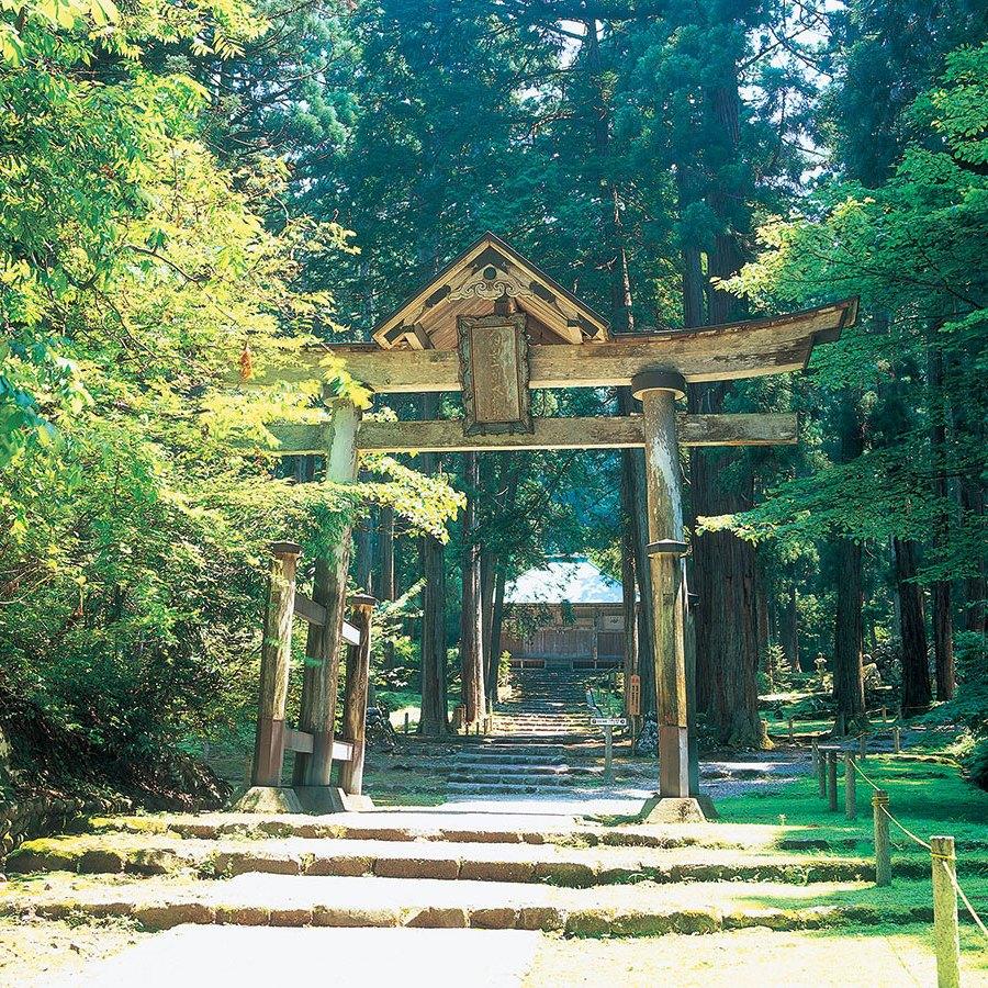 Le sanctuaire Heisenji Hakusan
