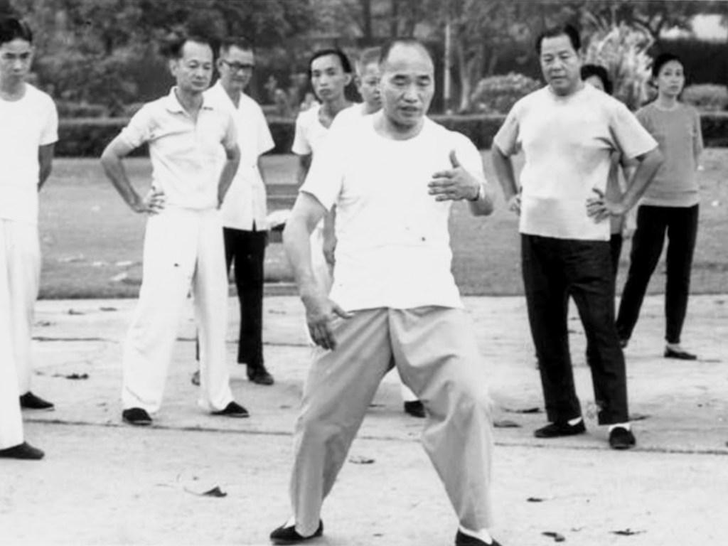 La forme en 37 postures par Huang Sheng Shyan