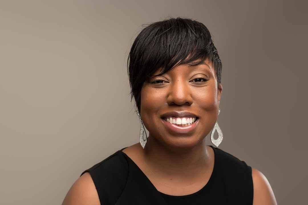 Business Portrait Headshot - Tianna J-Williams Photography