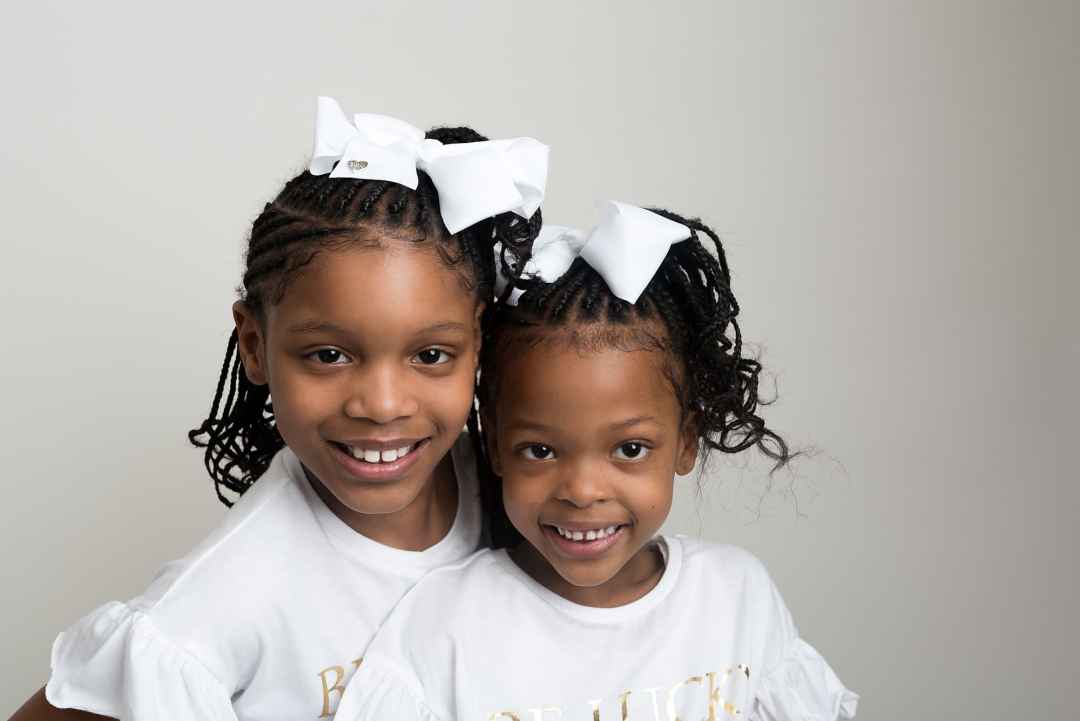 Sisterly Love - Tianna J-Williams Family Photography