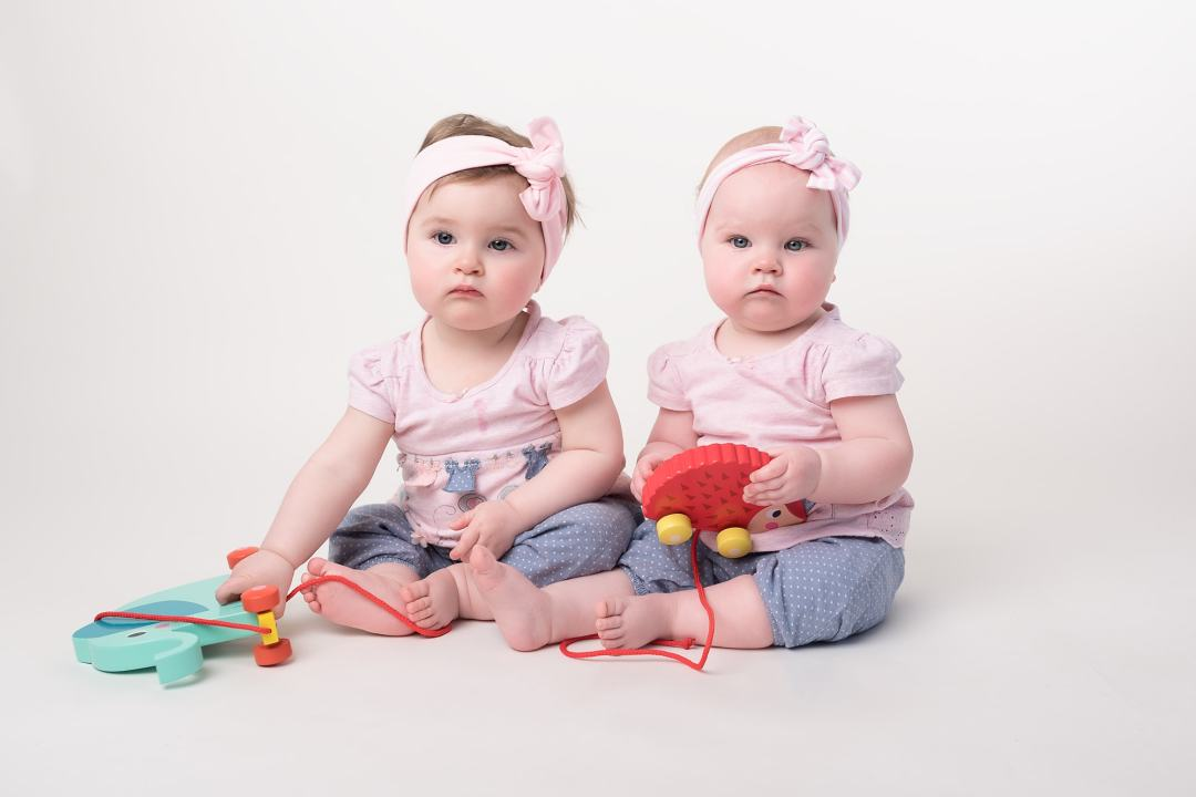 Twins Children's Session - Tianna J-Williams Photography