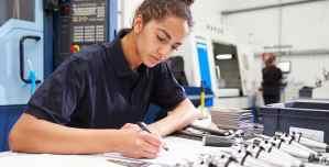 Tech Workforce Female Engineer