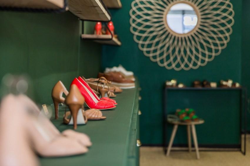 Chaussures chic, talons de princesse : Jonak a désormais sa boutique à la Réunion