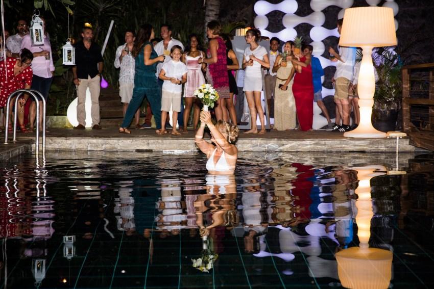 Mariage sur l'île de la Réunion avec Green Idylle