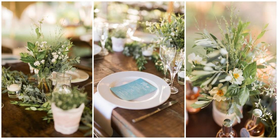 décoration de mariage éco-responsable par de chouettes mots au jardin d'ama