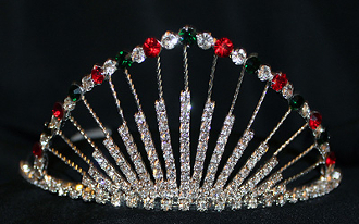 holiday tiara