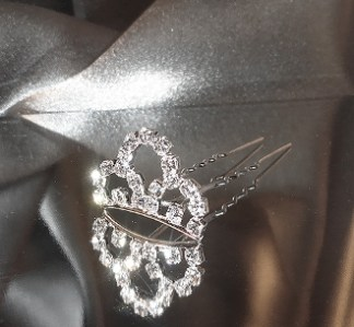 Crown Hair Pin