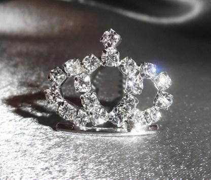 Crown Hair Pin