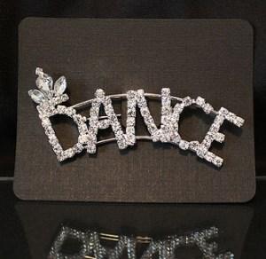 dance pin