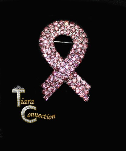 Pink Ribbon Pin